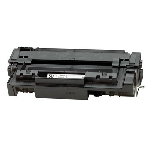Catridge Hp 51 A compatible hp 51a q7551a black toner cartridge at inkjetsuperstore