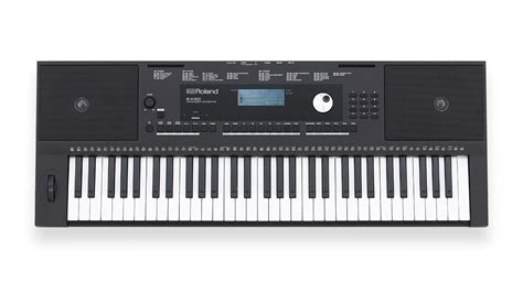 Keyboard Roland E 12 Roland E X20 â Lekki I Mocny Keyboard Dla Poczä Tkujä Cego