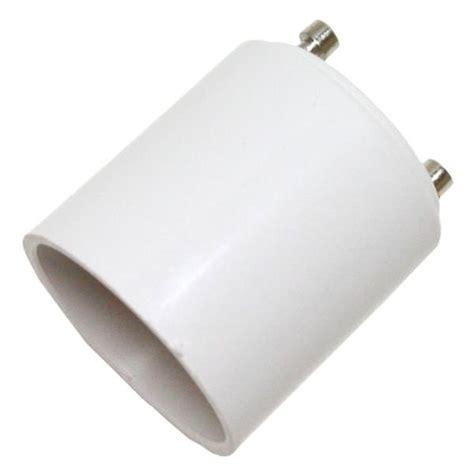general 00806 bi pin gu24 to medium e26 adapter