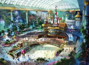 World Amusement Park Lotte World Renovation