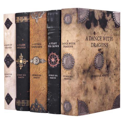 gratis libro e a game of thrones hardback game of thrones quot armor quot book set juniper books ahalife