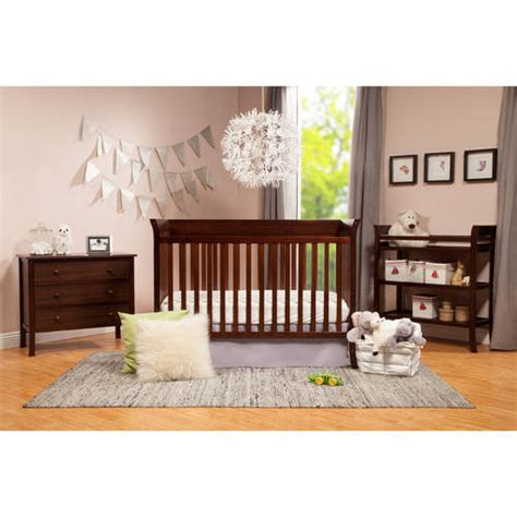 Crib Mattress Height with Baby Mod Fixed Side Crib With Adjustable Mattress Height Changing Table And 3 Drawer