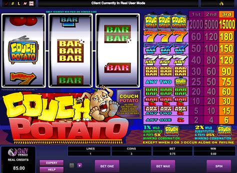 couch potato slots online pokies and best australian pokie sites for 2017