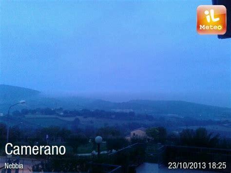 meteo camerano foto meteo camerano camerano ore 18 25 187 ilmeteo it