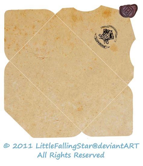 printable hogwarts acceptance letter envelope hogwarts envelope by littlefallingstar on deviantart
