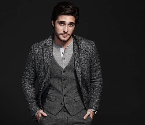 diego boneta triple threat performer  undeniable style