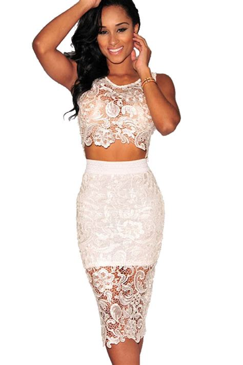 White Party Outfits For Women   Black Party Dresses