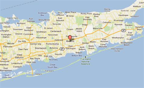 section 8 long island ny map of long island ny with towns pictures to pin on