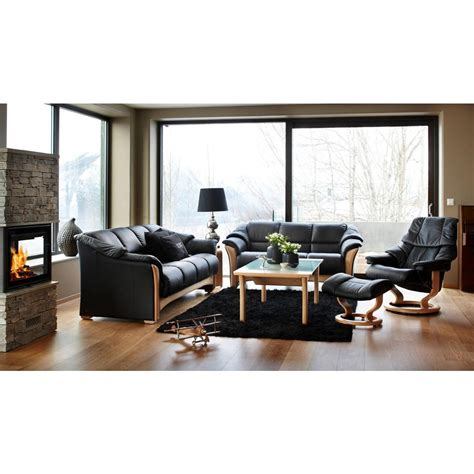 ekornes sofa prices ekornes oslo loveseat wood trim from 2 095 00 by