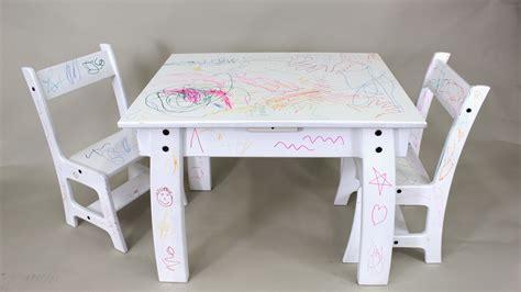 Kid Table Organizer Meja Mobil Anak table chair set the wood whisperer
