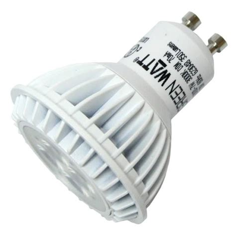 twist and lock led light bulbs longstar 00511 g gu10d 7w 30ep25 mr16 flood led light