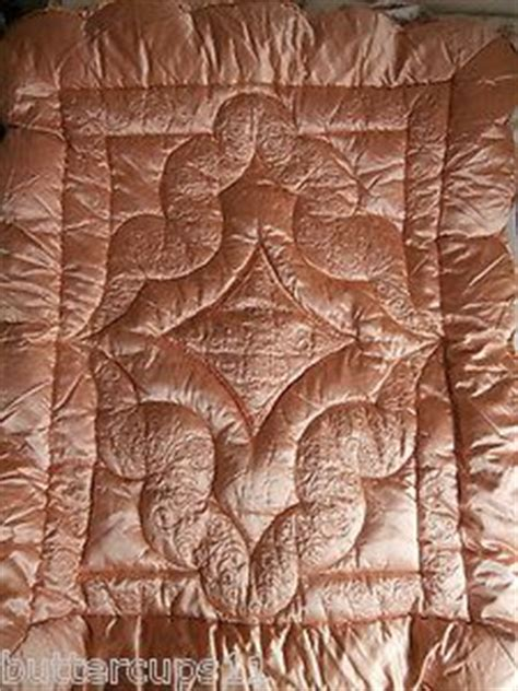 Fashioned Quilted Eiderdowns by Comforter Vintage And Link On