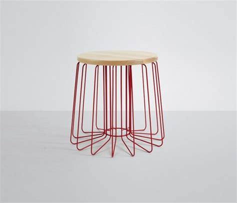 Wire Stool Side Table by Then Design Wire Stool Side Table Stool Side Table