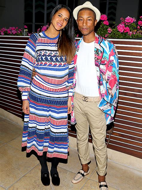 pharrell williams wife and kids pharrell williams and helen lasichanh expecting second