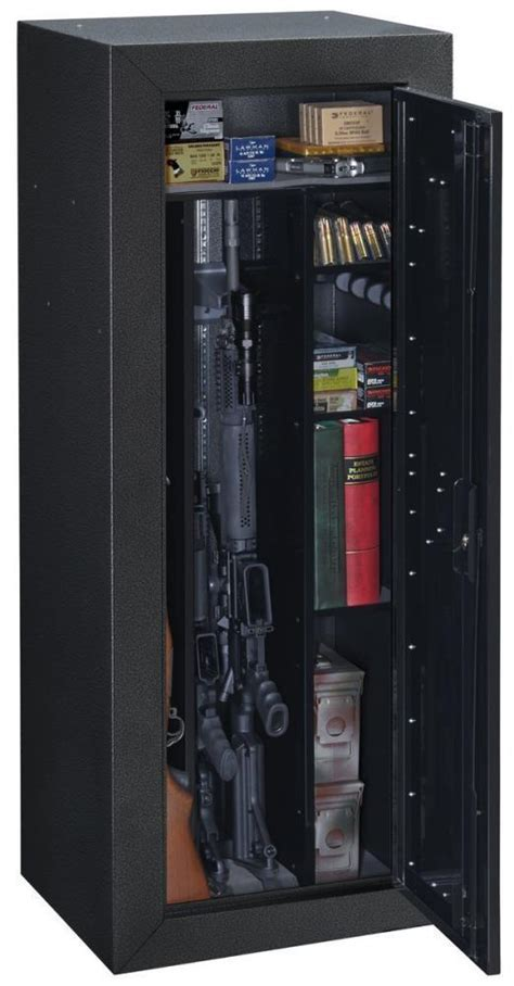 Tactical Gun Cabinet by Stack On Tc 16 Gb K Ds Tc 16 Gb K Tactical Security