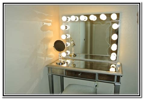 Diy Vanity Mirror With Lights Uk Diy Vanity Mirror With Lights Home Design Ideas