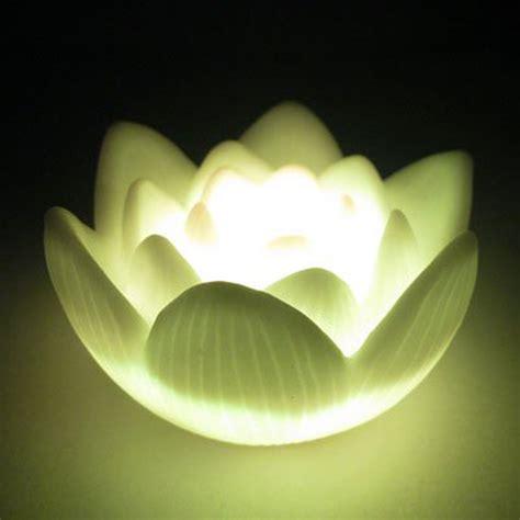 Lotus Led L Copper 7 Inc farbwechsel led lotus blumen romantische le nachtlicht hochzeit j5 ebay