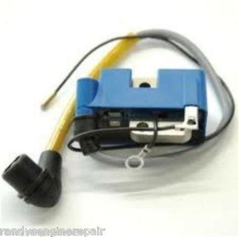 ignition module coil dolmar chainsaw    chainsaw part randys engine repair