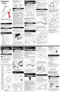 Frigidaire Dishwasher Manual Fdb939gfs2 Frigidaire Dishwasher Installation