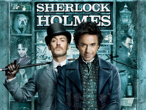 Mother In Law Homes by Sherlock Holmes Movie Poster Wallpapers Hd Wallpapers