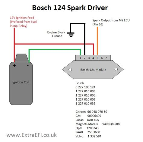 bosch electronic ignition wiring diagram 40 wiring