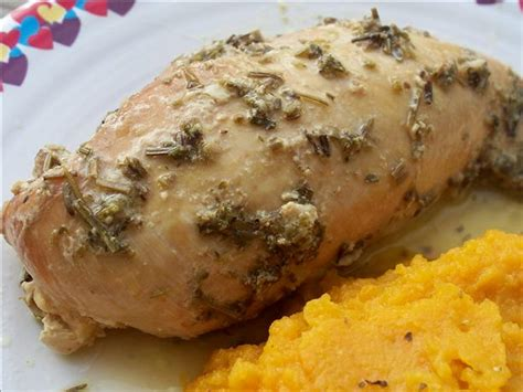 crock pot garlic rosemary chicken breast recipe food com