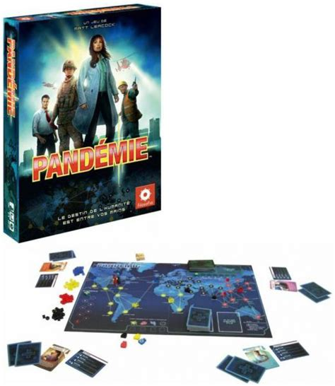 Asmodee Pandemie by Pandemie Nouvelle 233 Dition Jeux Famille Jeux De Soci 233 T 233 Asmod 233 E Jou 233 Club Coulommiers