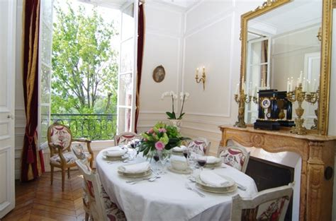 Parisian Dining Room by Where To Stay In
