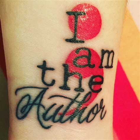 tattoo ideas depression i am the author semicolon project tattoos