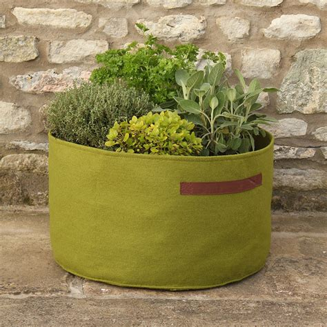 herbs planter vigoroot herb planter haxnicks