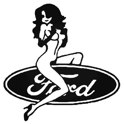 Ford Schriftzug Aufkleber by Ford Logo Decal Sticker