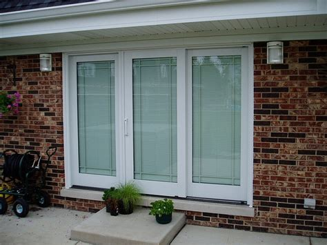 Three Panel Patio Doors 10 Best Images About Patio Door Inspiration On Pinterest Master Bedrooms Cas And Patio