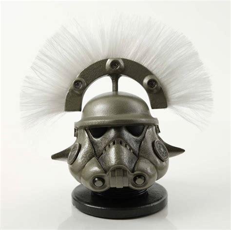 design helmet trooper original creations of stormtrooper helmets fubiz media