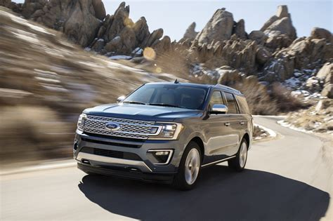 New Expedition ford s new 2018 expedition packs enough tech to as a mobile office