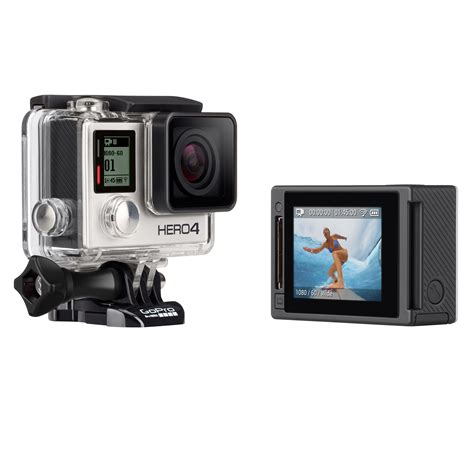 Gopro Silver 4 Gopro Hero4 Silver Edition Glasgow Angling Centre