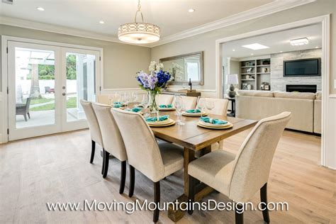 formal dining room mls home decorating staging vacant home staging moving mountains design los