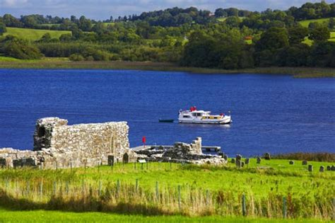 fishing boat hire lough erne ireland boat hire erne waterways boating holidays