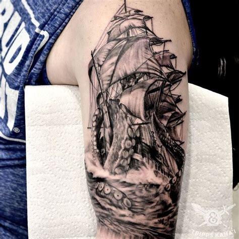 kracken tattoo best 20 kraken ideas on