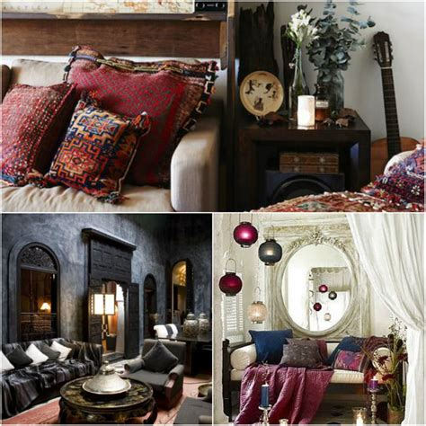 simple decor ideas for a bohemian style home