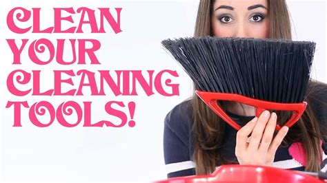 Clean A by How To Clean Your Cleaning Tools Clean My Space