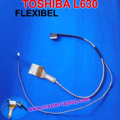 Kabel Flexibel Laptop Toshiba Satellite L635 kabel flexibel lcd untuk toshiba l630 l635 l635d c640 c600