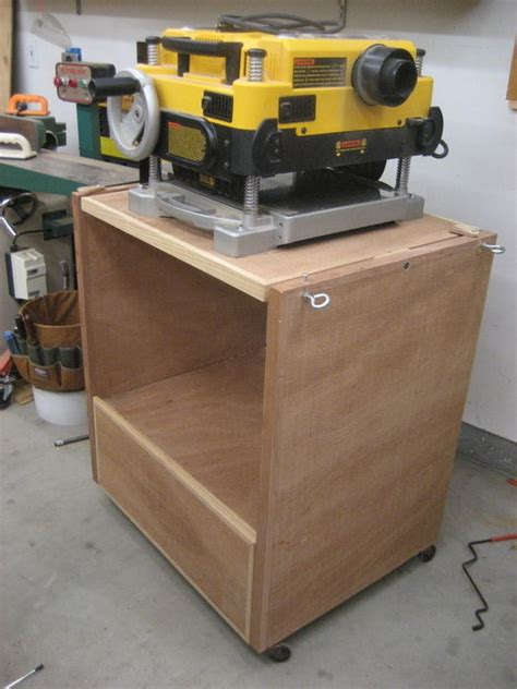 flip top planer cart  gizmodyne  lumberjockscom