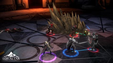 couch multiplayer pc co op rpg eon altar enhances pc gaming with mobile indie