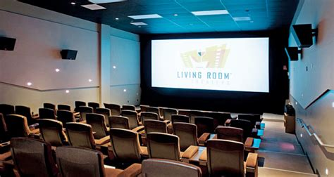 living room theaters a new way to experience your