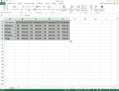 como montar layout no excel como criar layout no excel como fazer gr 225 ficos no excel