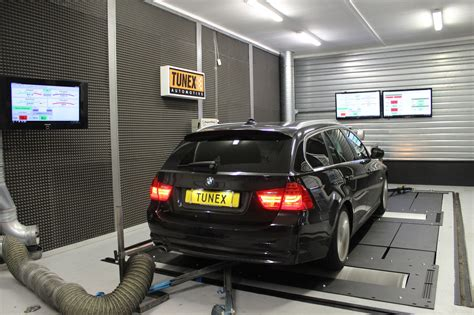 S Heerenberg Auto Tuning by Chiptuning Bmw 335i 306pk N54 Stage 3 Tunex