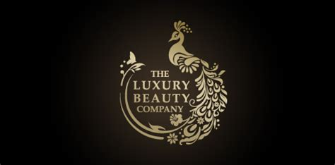logo design luxury the luxury beauty company logo logomoose logo inspiration
