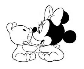 baby minnie mouse coloring pages coloring pages minnie mouse coloring pages free and printable