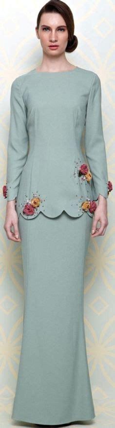 Baju Kurung Kenduri Kahwin fesyen baju kurung moden terkini 2016 2017 design by zolace two become pink fesyen trend