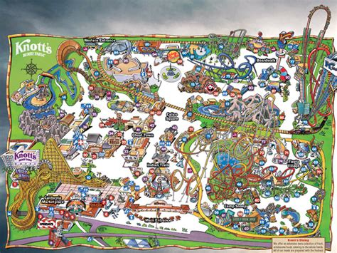 knotts berry farm map knotts berry farm california map california map